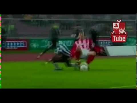 Nemanja Vidic - FK Crvena Zvezda (2000-2004)