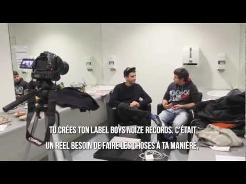 Interview - Boys Noize By Electro Sound Radio