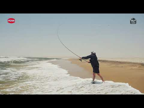 Drop Shot For Kob (Meob Bay Namibia)