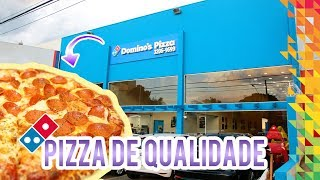 Visitando a DOMINO's - TED Marketing