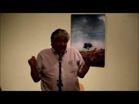 Jonathan Kuttab at Beit Zatoun