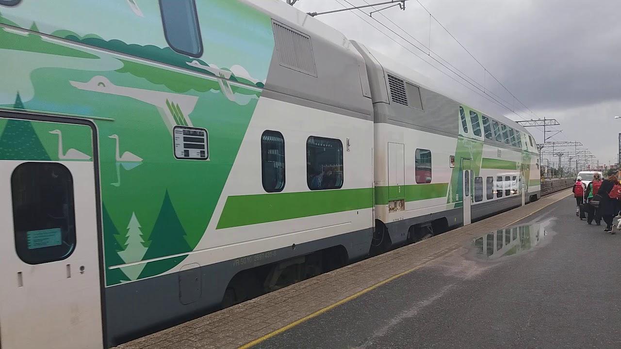 Oulu Rovaniemi Juna