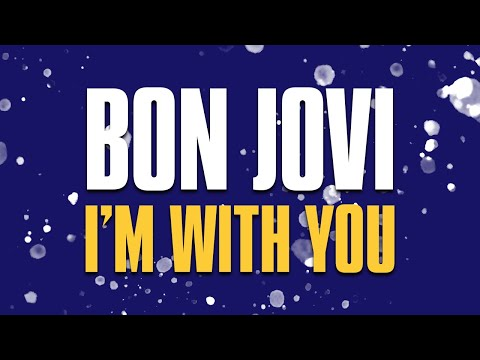 Bon Jovi - I'm With You (Subtitulado)