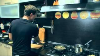 Кулинары - паста с грибами