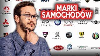 Pochodzenia Marek Samochodów