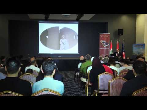Kurdistan tour guide conference