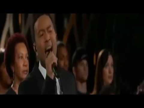 DE PELICULA : John Legend & Common Glory   Oscars 2015