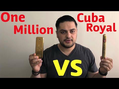 One Million VS Cuba Royal
