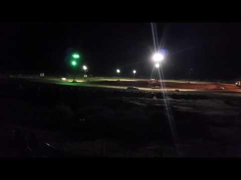 Mohave valley raceway mini stock heat 2 9/17/16