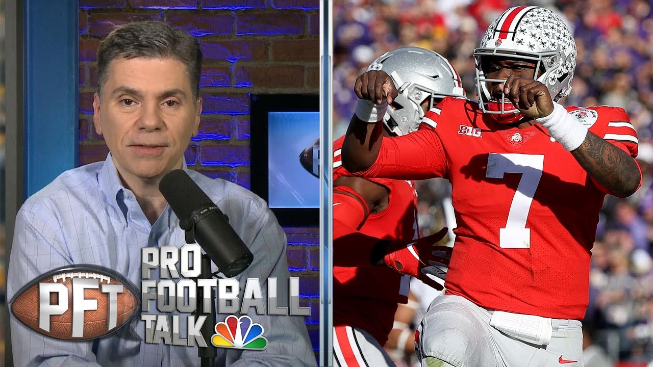 PFT Overtime: Dwayne Haskins' fit with Redskins, Isaiah Crowell's injury | NBC Sports