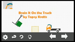 brain it on the truck level 22 5 stars second method