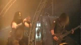 AOSOTH - Songs Without Lungs (Live @ HELLFEST 2012)