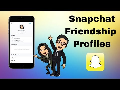 How to see your friend on snapchat