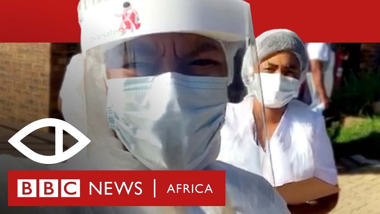 South Africa's Covid Storm - BBC Africa Eye documentary