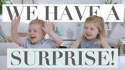 Micah & Evy Have a SURPRISE!
