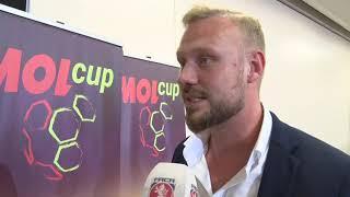 MOL Cup se sladil s vyspělou Evropou
