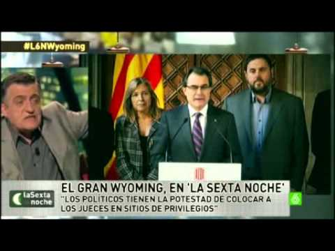 "Wyoming, entrevista ""No estamos locos"""