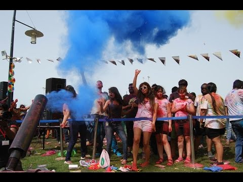 Best Holi in Abudhabi 2016 Classico events and style diva
