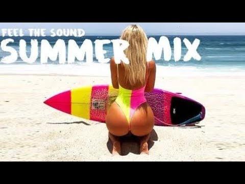 Feel The Sound Summer Mix 2017 ★ Stoto ft. Martin Garrix & Dua Lipa Chillout Deep Tropical House