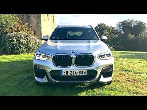 ESSAI DU NOUVEAU BMW X3 30d XLine 2018!