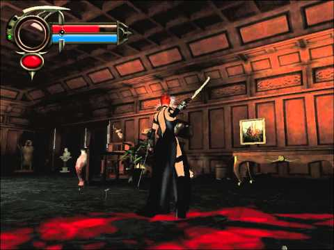 [Zerenski's Mansion: Entry] BloodRayne 2 No Rayne's Powers Run #1 No Commentary