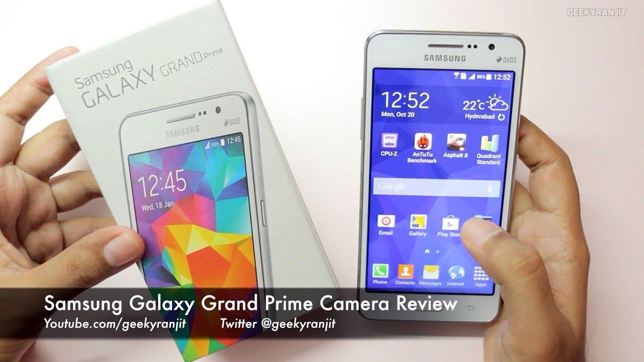 Распаковка Samsung Grand Prime G530H Gold - YouTube