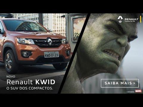 Renault | Kwid | Heróis
