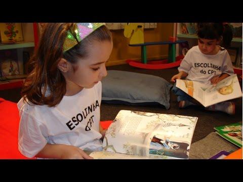 Literatura Infantil e Contação de Histórias - Atividades Usando Livros