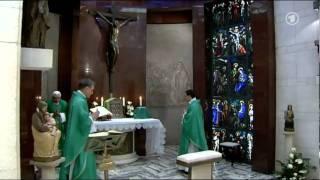 Wie der Papst im Vatikan lebt
