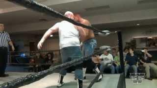 Ryan Kross & Jeff Luxon vs Grin & Machine - 5/26/13 - SSW Tag Team Championship - Street Fight