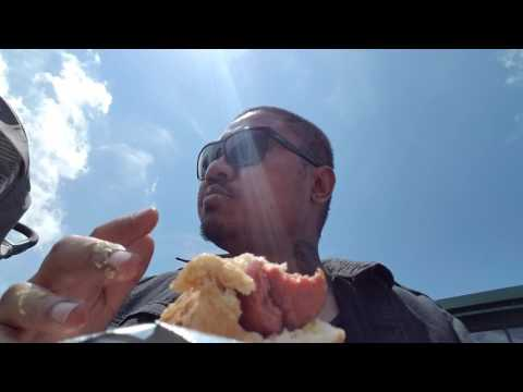 KHMER AMERICAN BOSTON FOOD TRUCKS & HORSE RACE VLOG