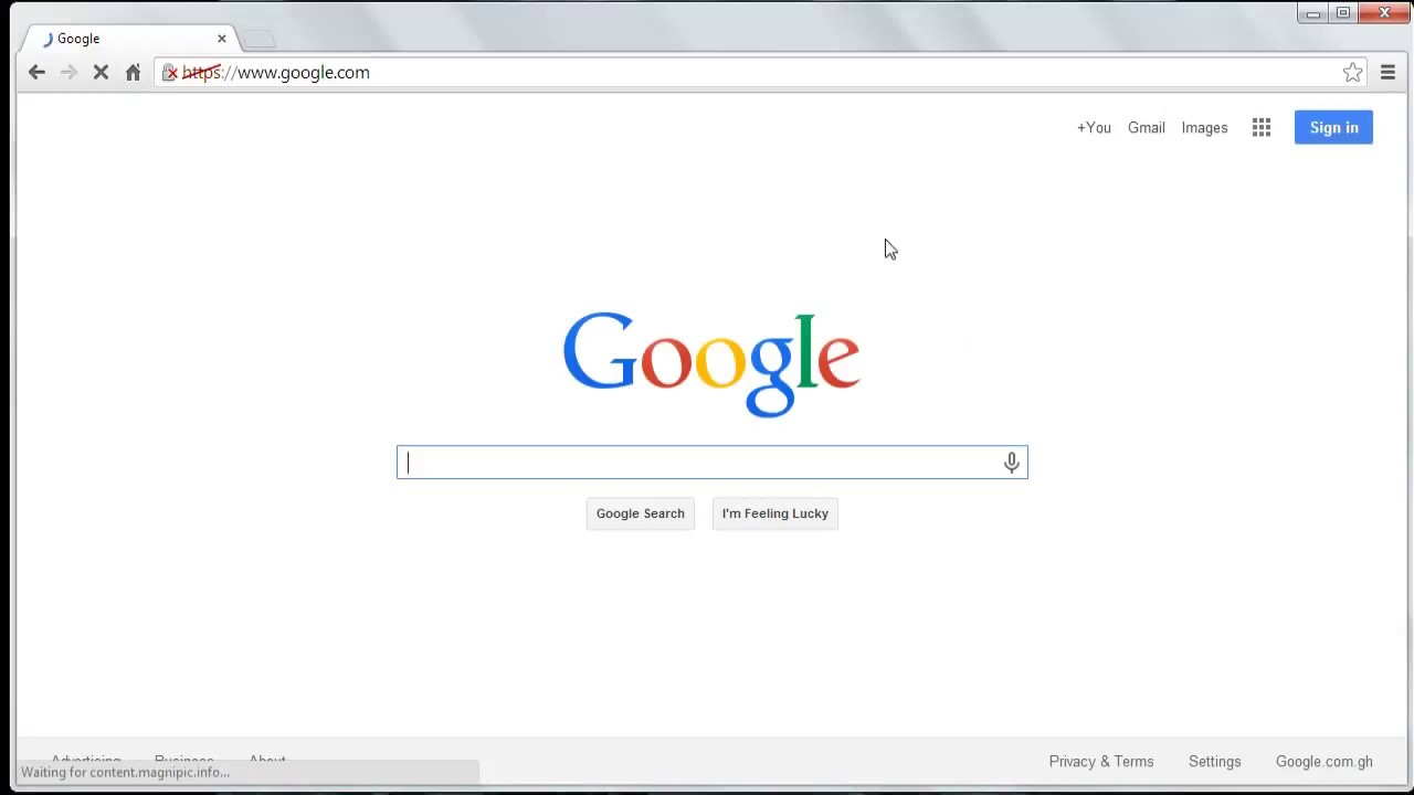 How To Make Google My Default Search Engine In Youtube