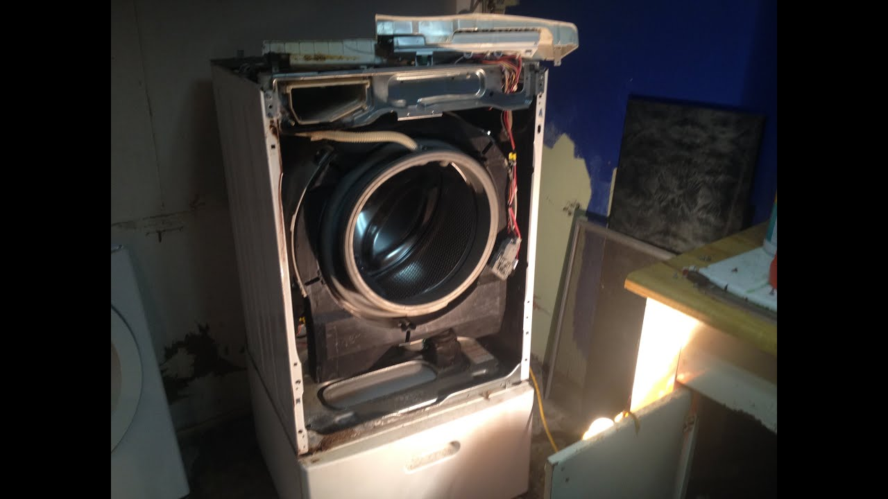 Frigidaire Affinity Washer Repair 'E20'