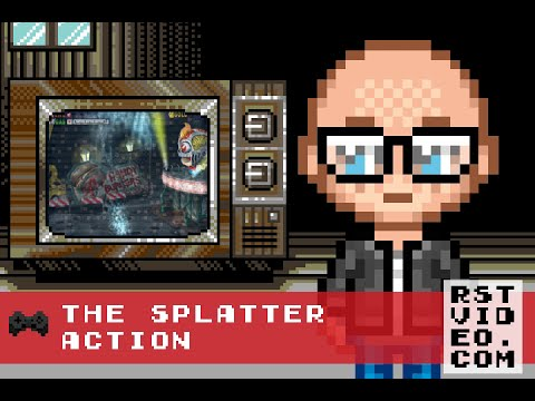 Simple 2000 Series Vol. 64 - The Splatter Action for Playstation 2