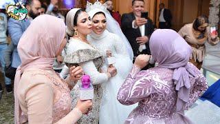 لما اخوات العروسة يبقوا