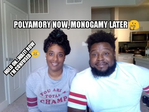 polyamory dating monogamy