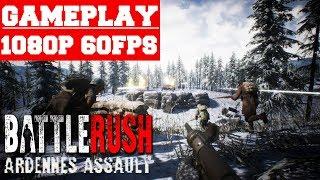 BattleRush Ardennes Assault Gameplay (PC)