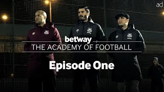 Professional Training for Amateur Players. #BetwayAcademy Ft. Noble, Tomkins and Randolph.