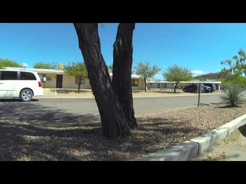 Leaving Sells Indian Hospital Parking on Arizona State Route 86 East, 28 March 2016, GP051941