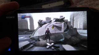 PS VITA Spider-man Shattered Dimensions 4.30 CFW Remote Play