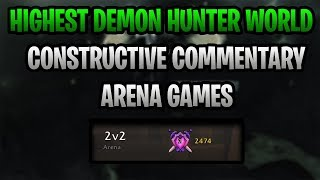Highest DH World Arena's & Commentary!