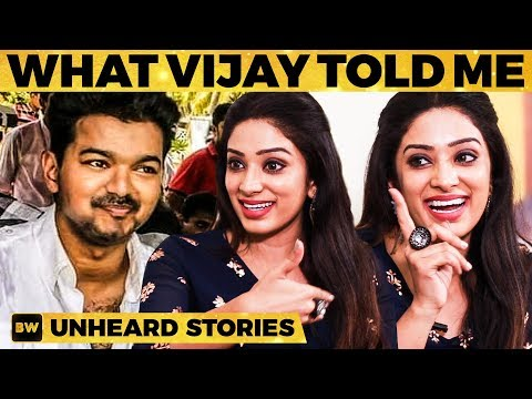 Thalapathy Vijay's Surprise After Sarkar Audio Launch - VJ Diya Reveals The Moment!! | SS 81