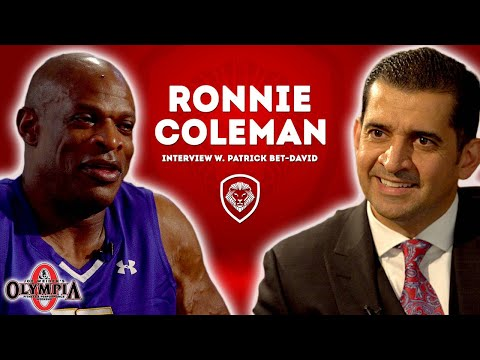 Greatest Bodybuilder of All Time Opens Up - Ronnie Coleman