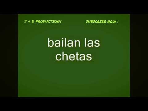 Nene Malo- Bailan Rochas Y Chetas ( Lyrics )
