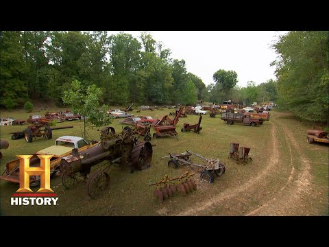 American Pickers: Frank Dances For A Deal On A Moto Scooter (Season 3) | History
