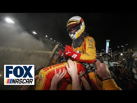 Champions Weekend: Joey Logano - Homestead-Miami Speedway | FOX NASCAR