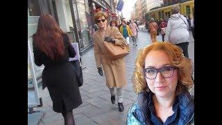 Как одеваются финки и финны. Понаблюдаем) Хельсинки street fashion vlog.