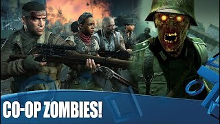 Zombie Army 4: Dead War - PS4 Co-op Gameplay!
