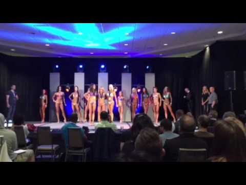 Natural Fitness Summit Ultimate Fitness Event sports edition winner's award