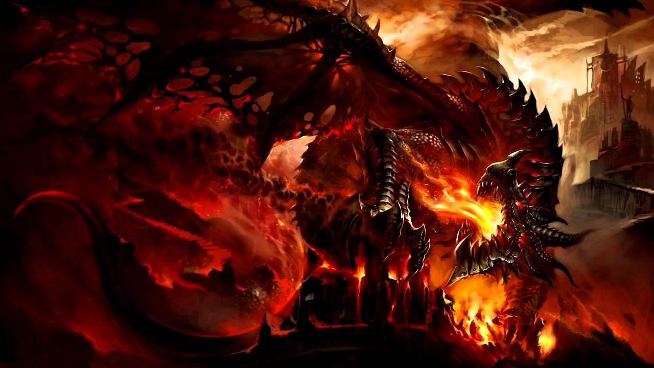 Evil Fire Dragon: Firestarter (Epic Massive Choral